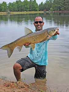 White Oak Fishing 2017