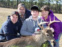 Sawyer, Gary, Chris, Sandy Rosenberry