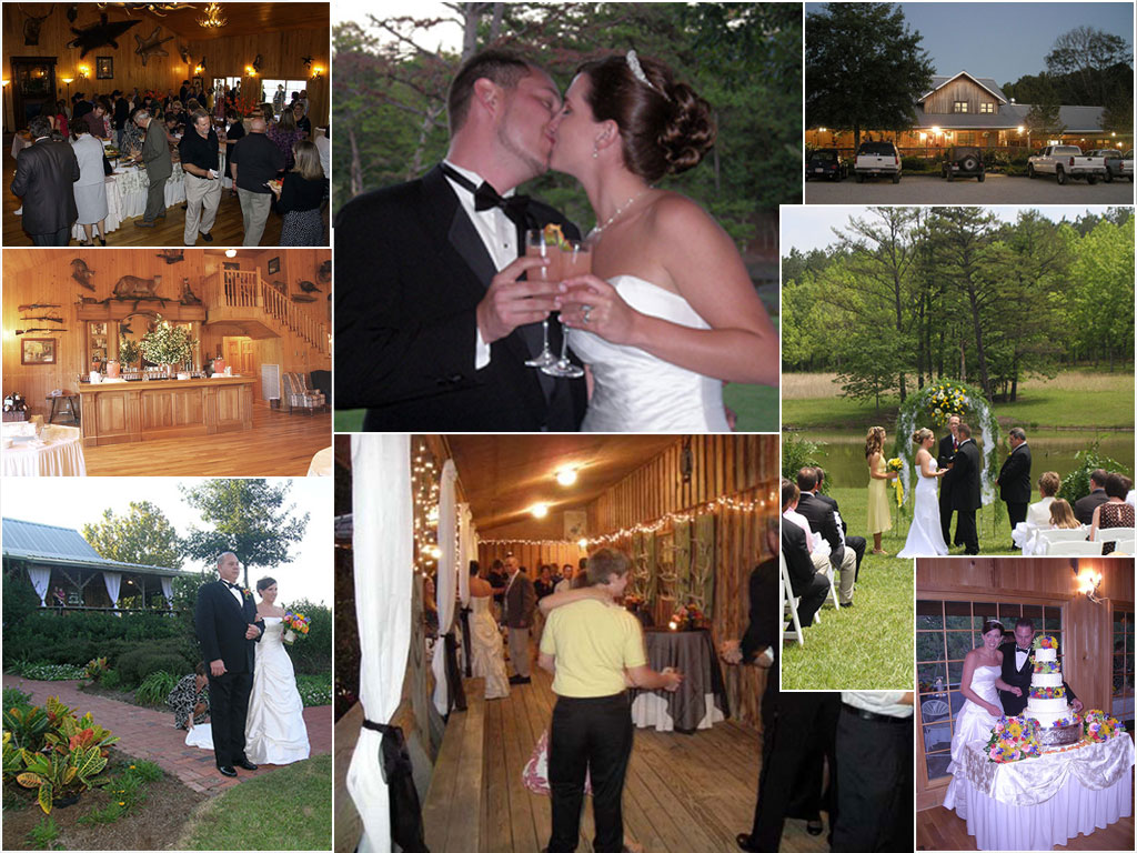 Weddings Dreams at White Oak